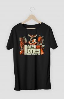 T-Shirt Break Ya Bones homme